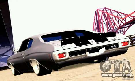 Chevrolet Chevelle 1970 für GTA San Andreas