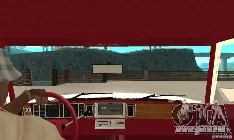 Dodge Aries 1983 pour GTA San Andreas vue de droite