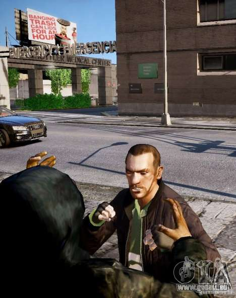 Bad Niko pour GTA 4 huitième écran