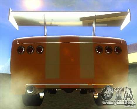 VAZ 2101 explosive voiture tuning pour GTA San Andreas laissé vue