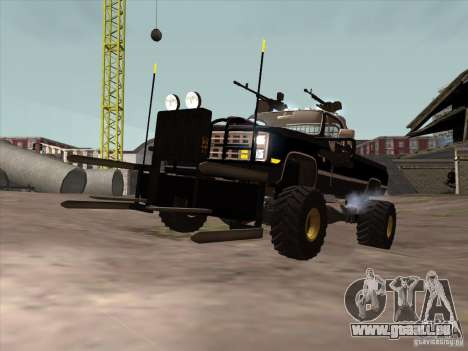 Chevrolet Hunter für GTA San Andreas linke Ansicht