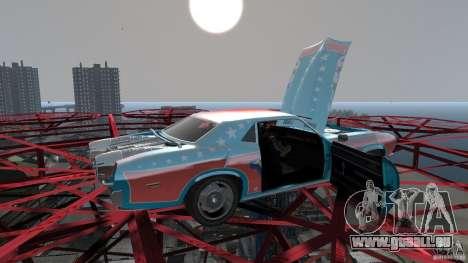 Afterburner Flatout UC für GTA 4 Innen
