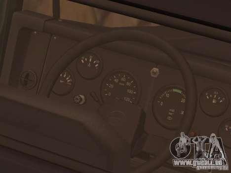KrAZ 260V für GTA San Andreas Seitenansicht