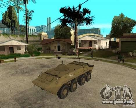 L'APC de t. s. a. l. k. e. R pour GTA San Andreas