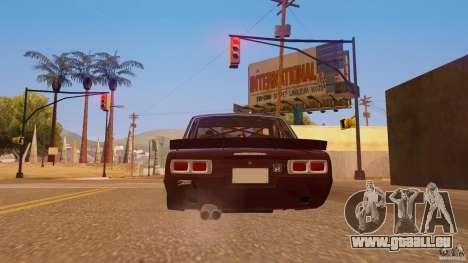 Nissan Skyline GT-R 2000 für GTA San Andreas rechten Ansicht
