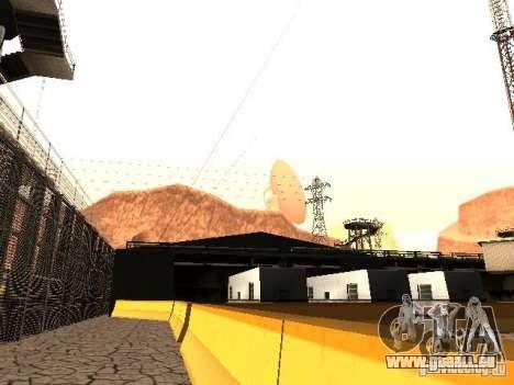 Prison Mod pour GTA San Andreas cinquième écran