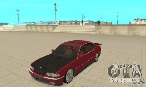 DRIFT CAR PACK pour GTA San Andreas deuxième écran