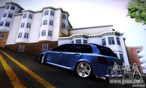 Fiat Stilo Abarth 2005 für GTA San Andreas linke Ansicht