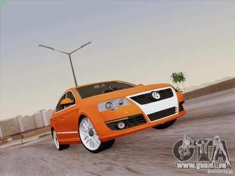 Volkswagen Magotan 2011 pour GTA San Andreas moteur