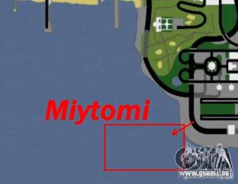Miytomi für GTA San Andreas fünften Screenshot