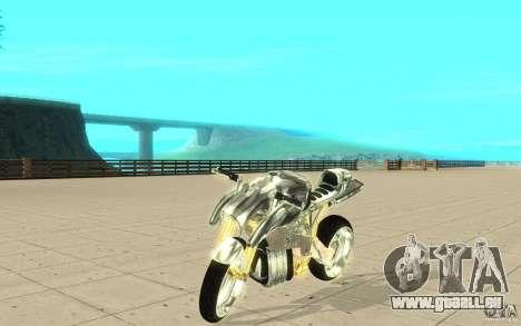 New NRG Chrome version pour GTA San Andreas