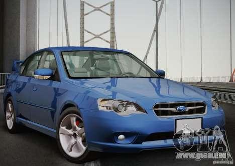 Subaru Legacy 2004 v1.0 für GTA San Andreas