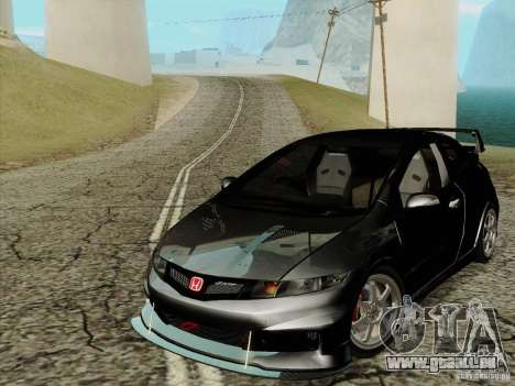 Honda Civic TypeR Mugen 2010 für GTA San Andreas