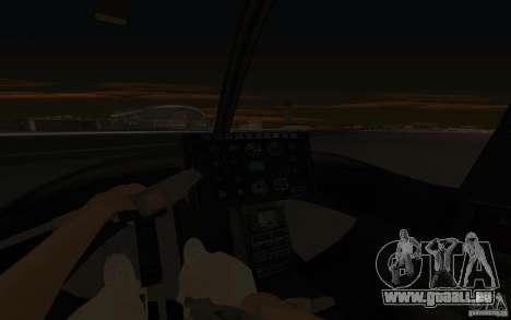GTA IV Maverick pour GTA San Andreas vue de côté