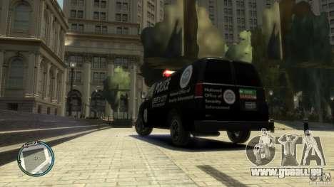 Noose Van V3 pour GTA 4 est une gauche