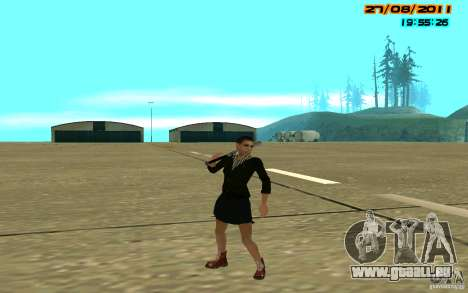 SkinHeads Pack für GTA San Andreas sechsten Screenshot
