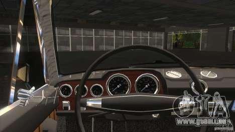 VAZ 2103 für GTA San Andreas Rückansicht