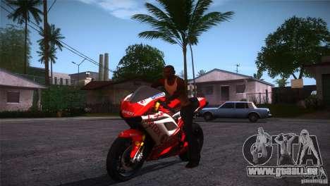 Ducati 1098 für GTA San Andreas