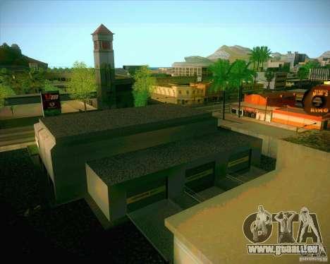 Nouvelles textures, Hôpital général de tous les  pour GTA San Andreas quatrième écran
