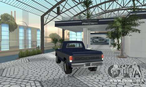Dodge Prospector 1984 für GTA San Andreas linke Ansicht