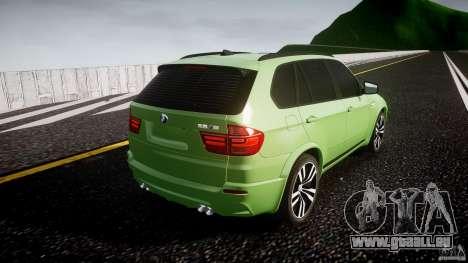BMW X5 M-Power pour GTA 4 est un côté