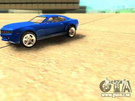 ENBSeries v3 pour GTA San Andreas huitième écran
