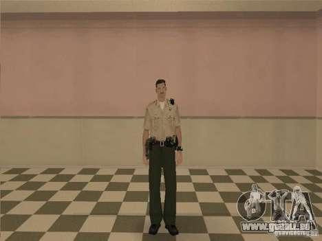 Los Angeles Police Department pour GTA San Andreas deuxième écran