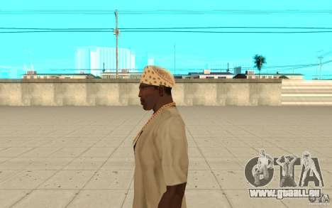 Bandana yendex pour GTA San Andreas deuxième écran