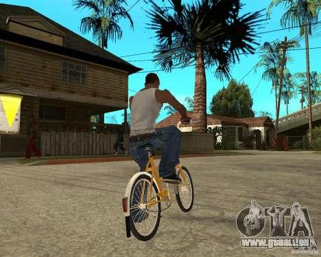 Storch für GTA San Andreas zurück linke Ansicht