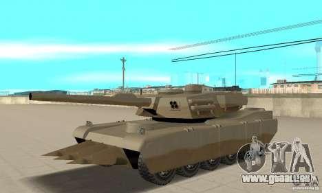 Tank Rhino nel boiteux pour GTA San Andreas