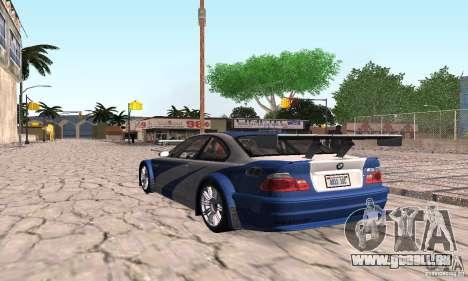 New Groove by hanan2106 pour GTA San Andreas sixième écran
