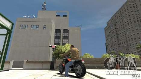 The Lost and Damned Bikes Revenant pour GTA 4 Vue arrière de la gauche
