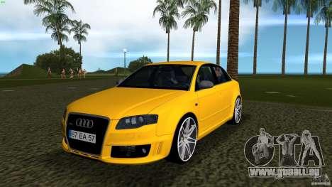 Audi RS4 für GTA Vice City