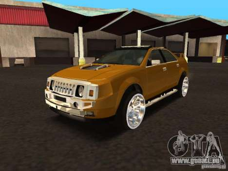 Hummer H0 pour GTA San Andreas