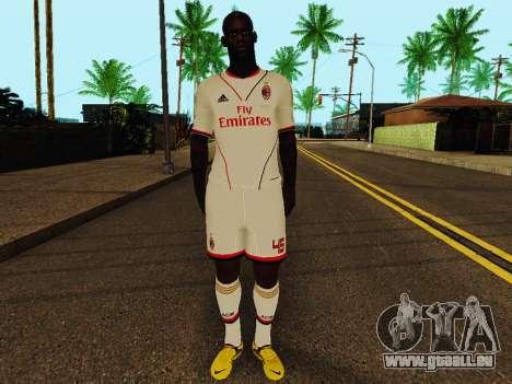 Mario Balotelli v2 für GTA San Andreas