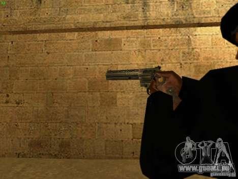 44.Magnum pour GTA San Andreas quatrième écran