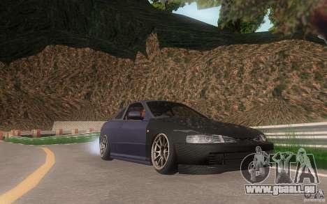 Honda Integra JDM pour GTA San Andreas vue de côté