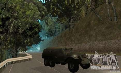 BTR-152 für GTA San Andreas