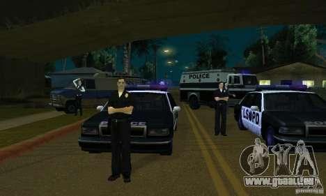 Projekt x an der Grove Street für GTA San Andreas sechsten Screenshot