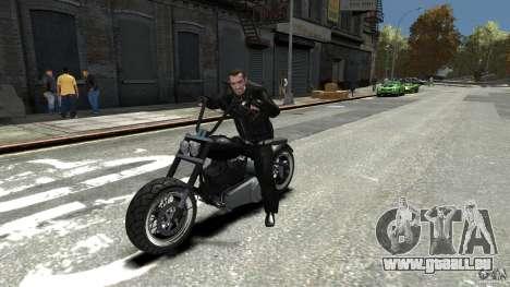Metal Clothes FULL Pack v1 pour GTA 4 secondes d'écran