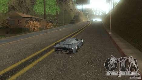 Qualität-Straße in die LS für GTA San Andreas her Screenshot