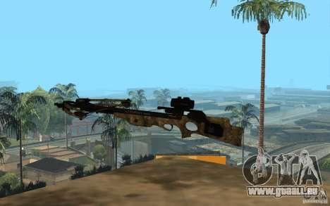 Arbalète pour GTA San Andreas