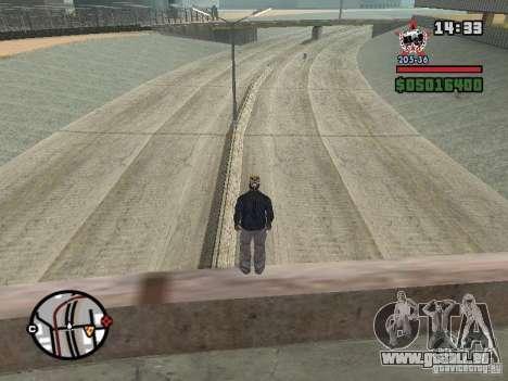 Todas Ruas v3.0 (Las Venturas) pour GTA San Andreas septième écran