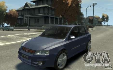 Fiat Stilo Sporting 2009 pour GTA 4