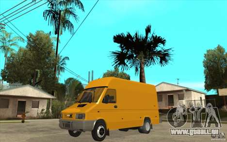 Iveco Turbo Daily für GTA San Andreas