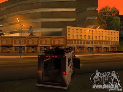 Monster Van pour GTA San Andreas moteur