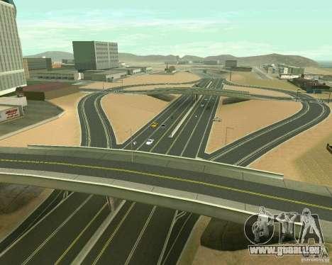 GTA 4 Road Las Venturas für GTA San Andreas elften Screenshot
