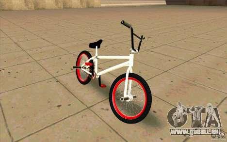Nouveau BMX pour GTA San Andreas