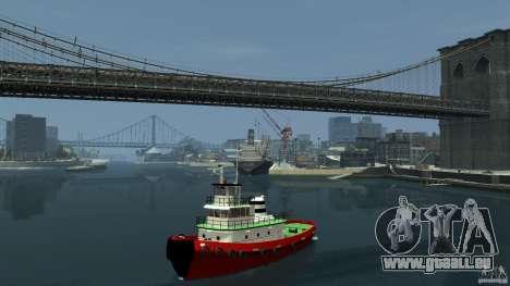 TUG Texture and Handling pour GTA 4