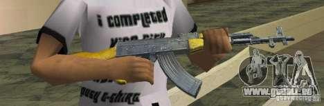 Max Payne 2 Weapons Pack v1 für GTA Vice City Screenshot her